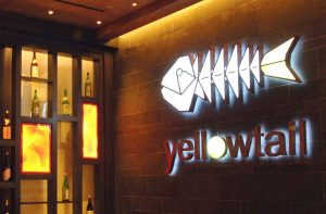 Yellowtail Japanese Restaurant & Lounge